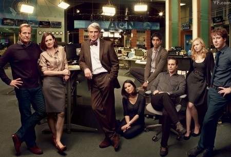 'The Newsroom' terminará tras su tercera temporada