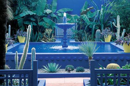 Marrakech: el Jardín de Majorelle y el Museo de Arte Islámico