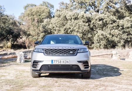 Range Rover Velar Prueba 3