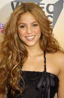 Shakira consigue su estrella