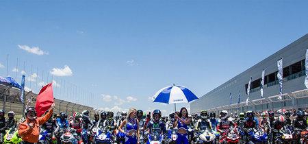 Maverick Viñales cambia las vacaciones por probar el asfalto del Circuito de Kyalami