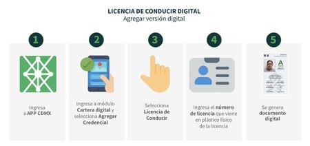 Licencia De Conducir Digital Cdmx Como Tramitar