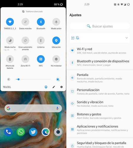 Oneplus Nord Analisis Software Oxygenos