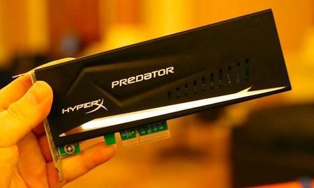 Kingston introduce HyperX Predator, su SSD más rápido a la fecha con PCIe