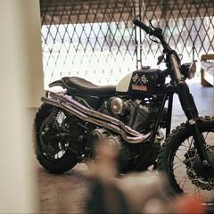 Foto 29 de 30 de la galería yamaha-scr950-yard-bulit en Motorpasion Moto