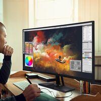 ViewSonic anuncia los monitores ColorPro VP2756-2K y VP2756-4K: calibrados por Pantone y pensados para profesionales
