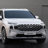 El nuevo Hyundai Santa Fe llegará en septiembre con un arriesgado frontal y una nueva plataforma