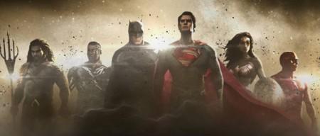 Diseño conceptual de Justice League