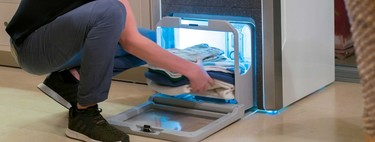 Este robot que quiere ahorrarte tiempo planchando, doblando y perfumando la ropa cuesta menos que un iPhone