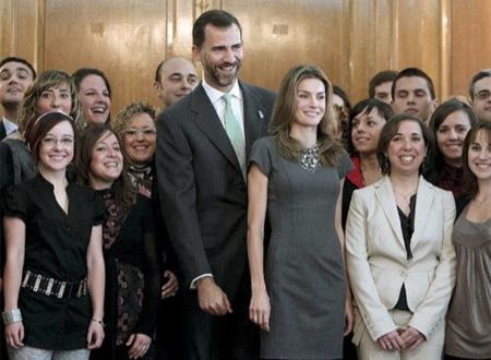 La Princesa Letizia en los Premios Príncipes de Asturias III