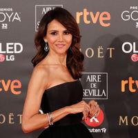 Premios Goya 2018: Goya Toledo como una princesa en blanco y negro
