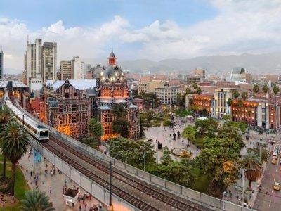 Medellín ya cuenta con los primeros 11 buses amigables con el medio ambiente