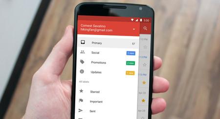Gmail Go, la versión mini de tu correo, ya está en Google Play