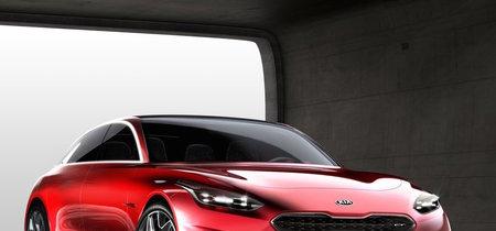 KIA Proceed Concept, el futuro de KIA pinta muy Stinger y eso nos gusta
