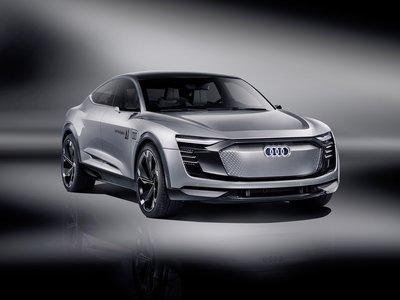 El Audi Elaine Concept ya sueña con la conducción autónoma perfecta