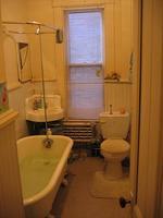 Puertas abiertas: un baño mal aprovechado