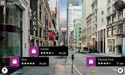 Nokia City Lens se actualiza con interesantes novedades