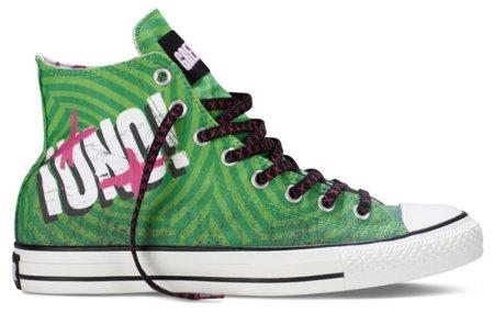 Uno: las Converse de Green Day
