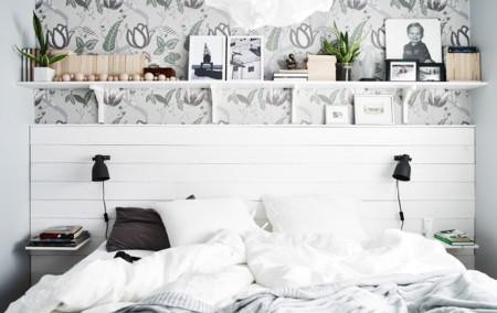 Dormitorio Cabecero