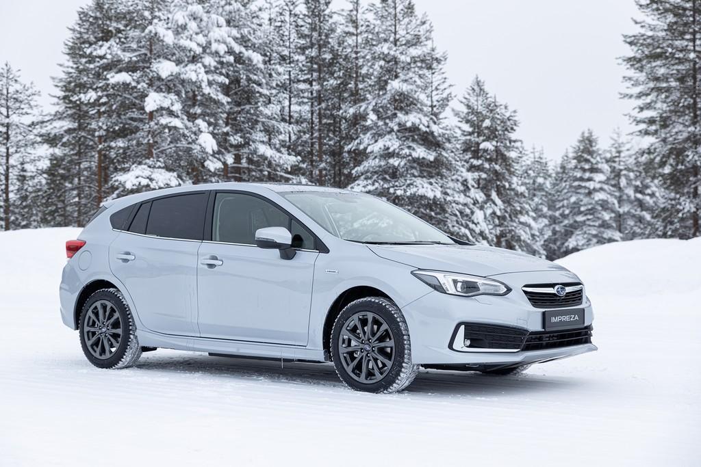 El Subaru Impreza se reconvierte en Eco Hybrid con etiqueta ECO y llegará en mayo con más de 150 CV