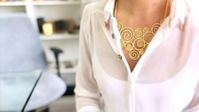 Las espirales inspiradas en la naturaleza de la marca Ras, elaboradas de manera artesanal en España