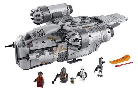 The Mandalorian Lego Nave