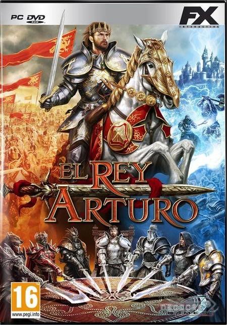 El Rey Arturo - portada española