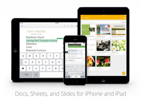 Con Google Slides se completa la suite ofimática de Google en iOS
