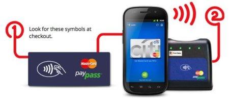 Google Wallet, para tus pagos con NFC a través del móvil