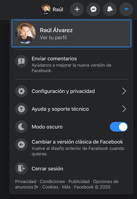 Nuevo Facebook Mexico 7