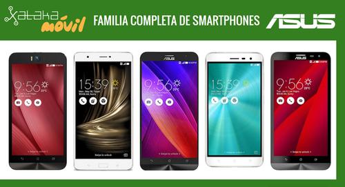Así queda el catálogo completo de smartphones ASUS tras la llegada de los nuevos ASUS Zenfone 3