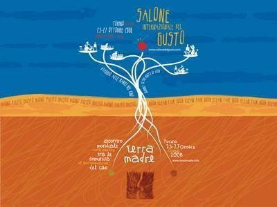 Edición 2008 del Salón Internacional del Gusto y Terra Madre