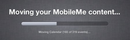mobileme icloud apple transición cuenta de usuario