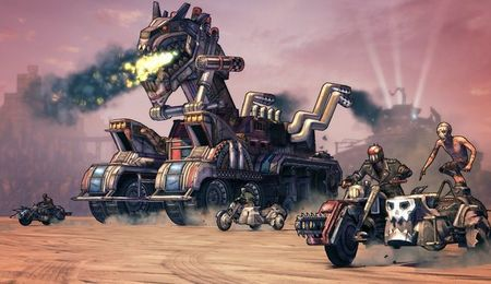 Borderlands 2: Escabechina Sangrienta del señor Torgue