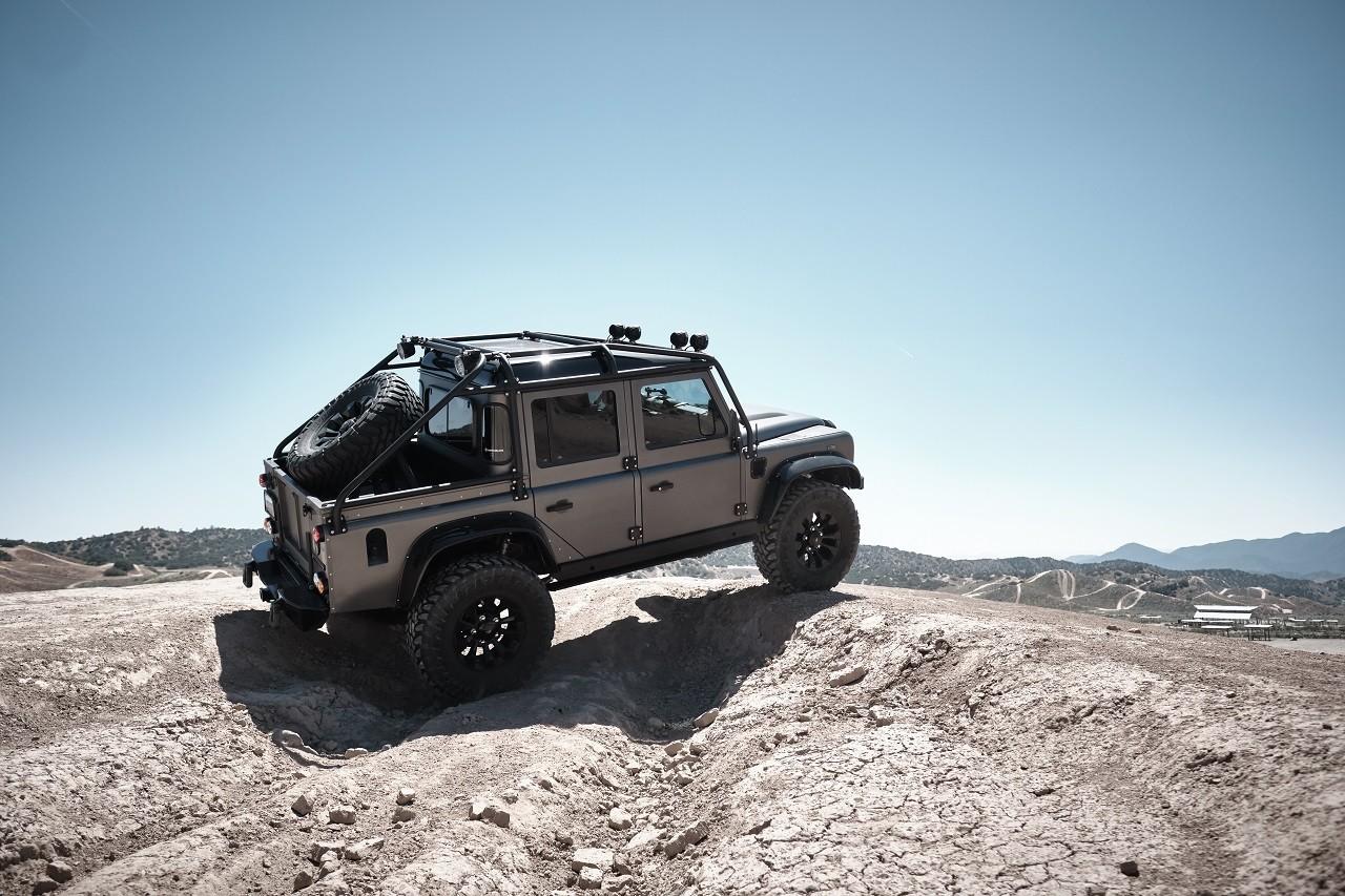 Foto de Land Rover Himalaya Spectre Defender (23/30)
