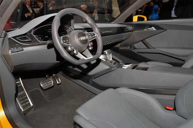 Foto de Audi Quattro Sport e-tron Concept (9/10)