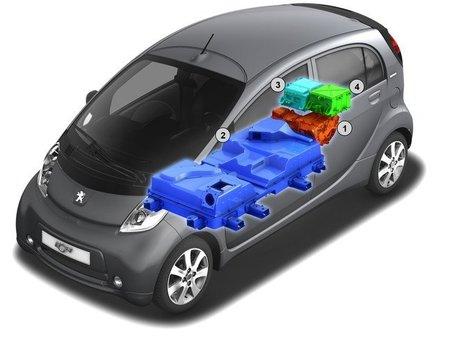 Peugeot i-on