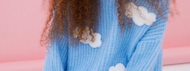 Este es el jersey de Bershka que tendrá a más de una en las nubes (de manera literal)