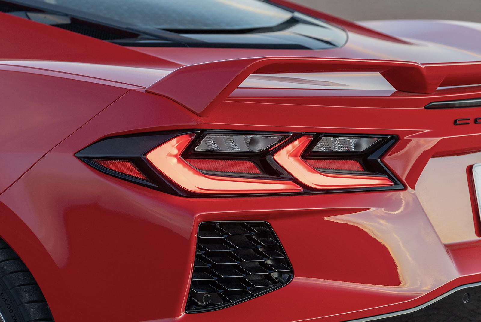 Foto de Chevrolet Corvette 2020 (prueba) (14/73)
