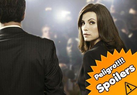 'The Good Wife' cierra una sólida e interesante primera temporada