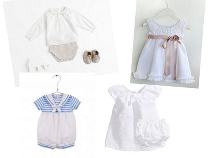 Ropa para bebés fiesta bodas pv 2014