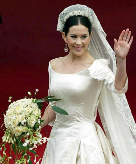Vestidos de novia modelos antiguos