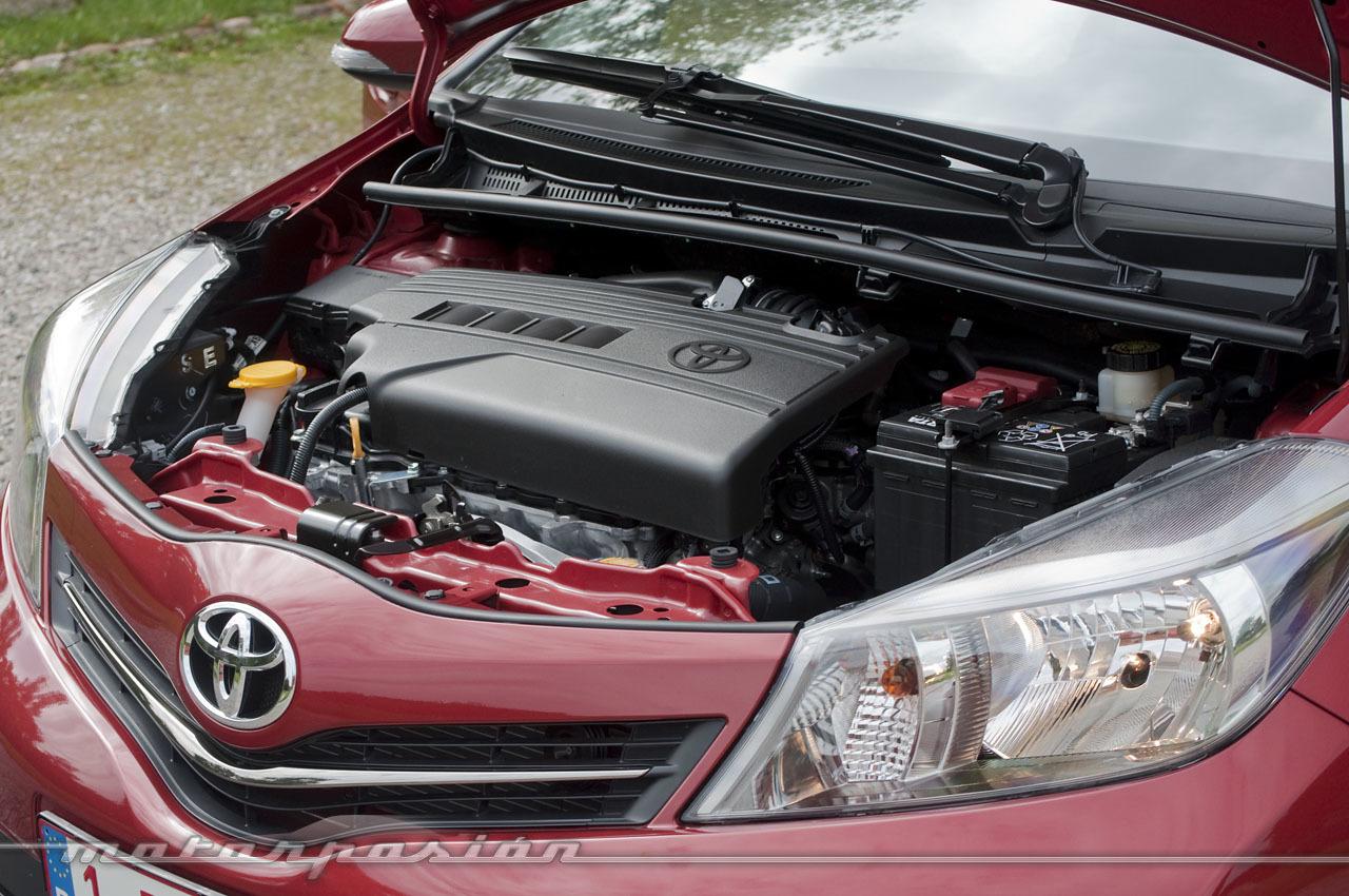 Foto de Toyota Yaris (presentación) (7/24)