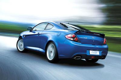 El sustituto del Hyundai Coupé podría tener tracción trasera