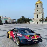 ¡Serios problemas! Red Bull graba video sin permiso y daña patrimonio de la nación en Ucrania