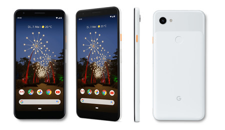 Pixel 3a Xl Completo