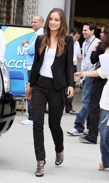 Los mejores looks de famosas en la Comic Con. Olivia Wilde I
