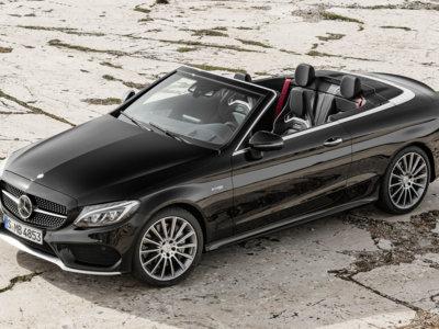 Mercedes-AMG C 43 Cabrio: biturbo y deportividad a cielo abierto