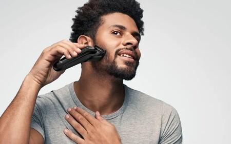 Esta recortadora de Braun es lo que el cuidado de tu barba necesita (y que puedes encontrar a un increíble precio en Amazon)