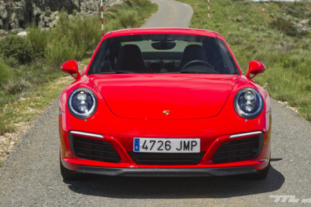 Porsche 911 Carrera 4S, prueba